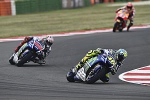 MotoGP Preview Valentino Rossi - La pression est sur les épaules de Lorenzo