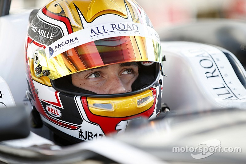 Leclerc courra-t-il en GP3 ou en F3 Europe en 2016?
