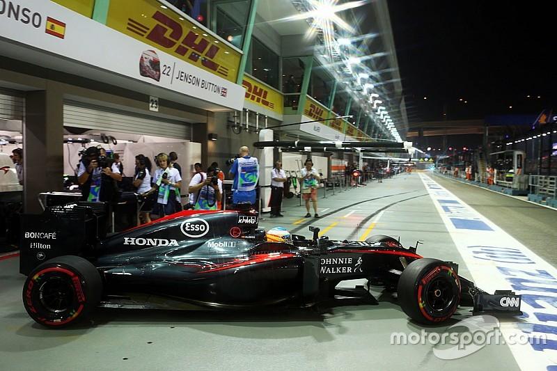 """""""Schier unglaublich"""": McLaren repariert hitzegeschädigte Getriebe"""