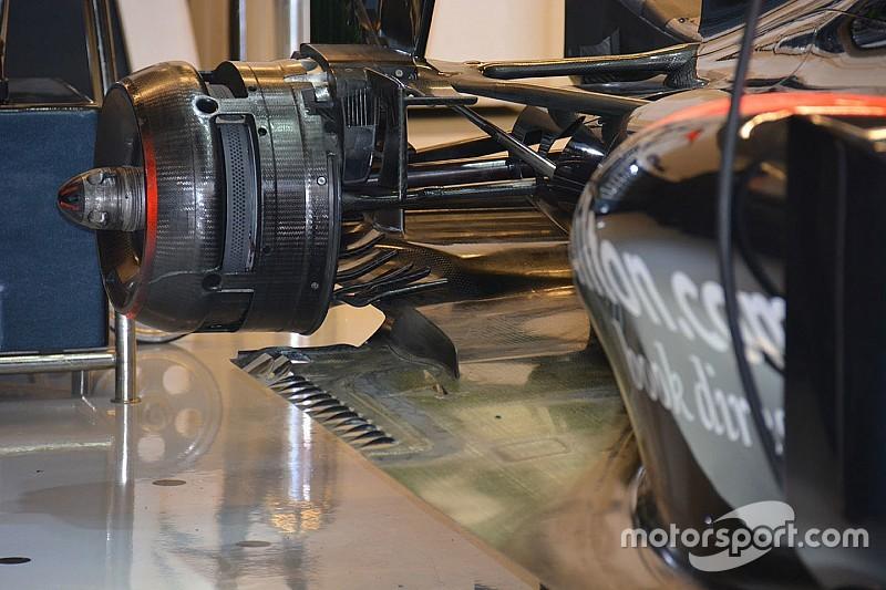 Analyse: McLaren kopiert Ferrari-Konzept – und erweitert es