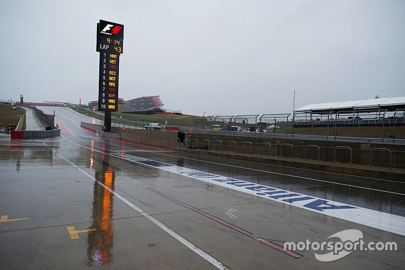 US GP: FIA delays start of qualifying