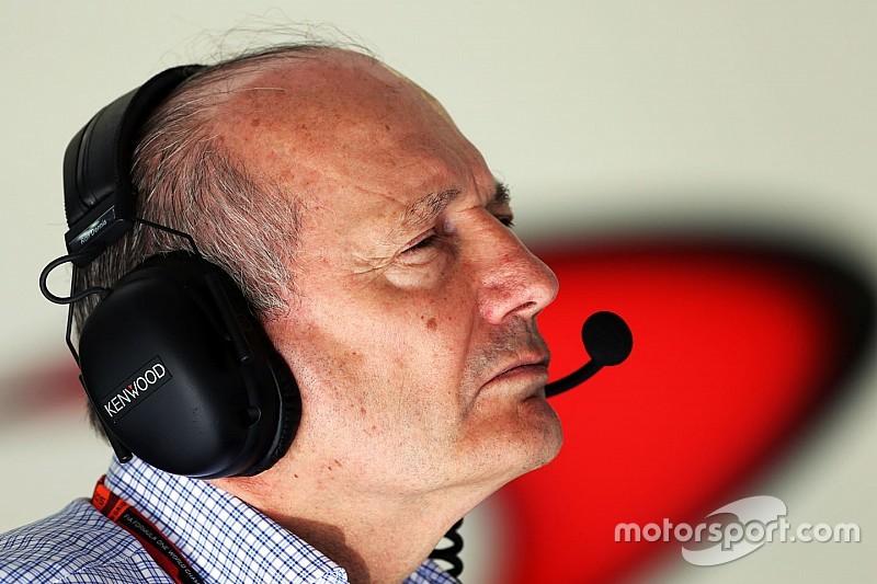 Veto Ron Dennis voorkomt deal Honda en Red Bull