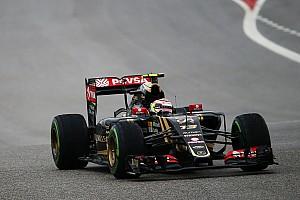 Fórmula 1 Noticias Pastor Maldonado logró la octava posición