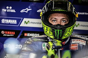 MotoGP Breaking news Rossi unsure if he will race in Valencia MotoGP decider