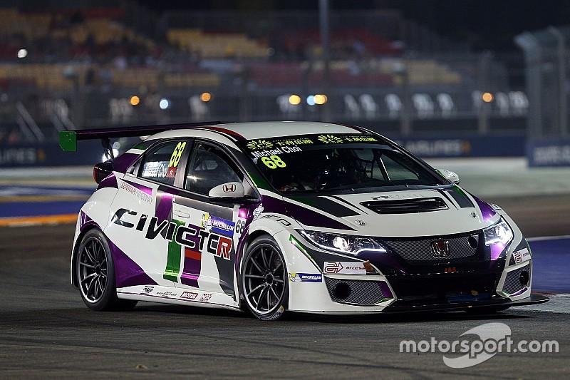 Titoli ad un passo per Asia Racing Team e Michael Choi