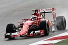 Räikkönen approuve le weekend de GP de deux jours