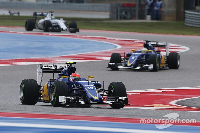 Sauber: Computer simulation to prepare for the Mexican GP