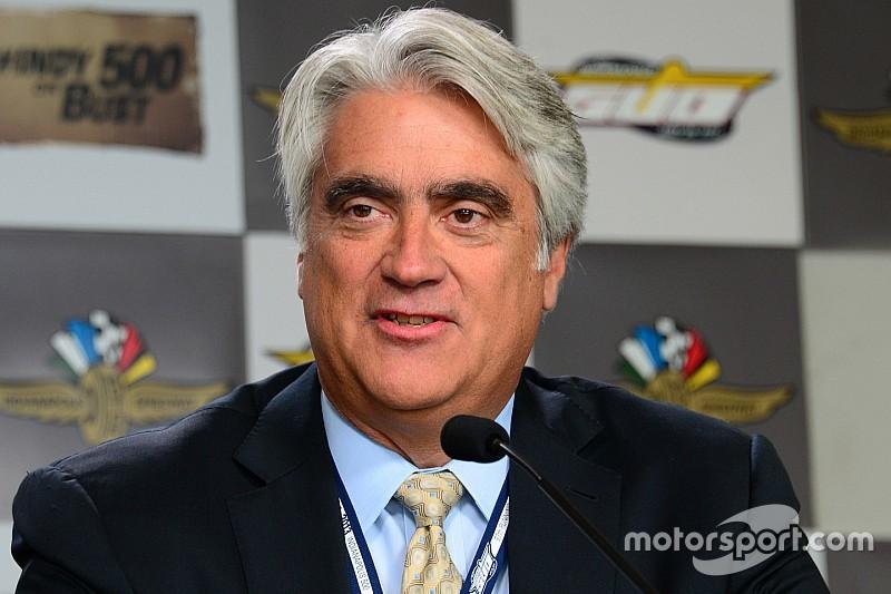 Miles respalda carrera de Indy en Boston en 2016 y México para 2017
