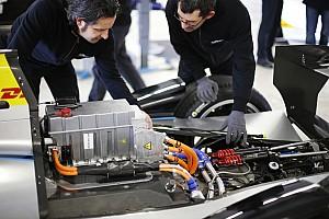 Formula E电池获奖