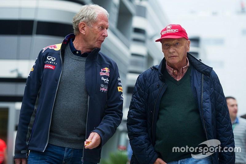 Red Bull se arrepende de críticas à Renault, diz Lauda