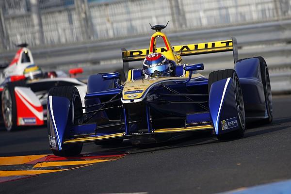 Beijing ePrix: Alain Prost and Jean-Paul Driot debrief