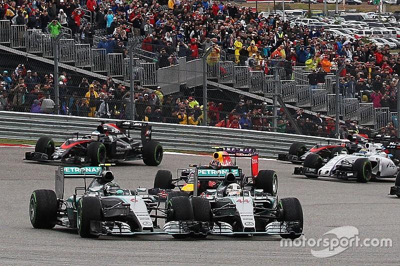 Análise: Por que a F1 precisa de duelos como Rossi/Marquez