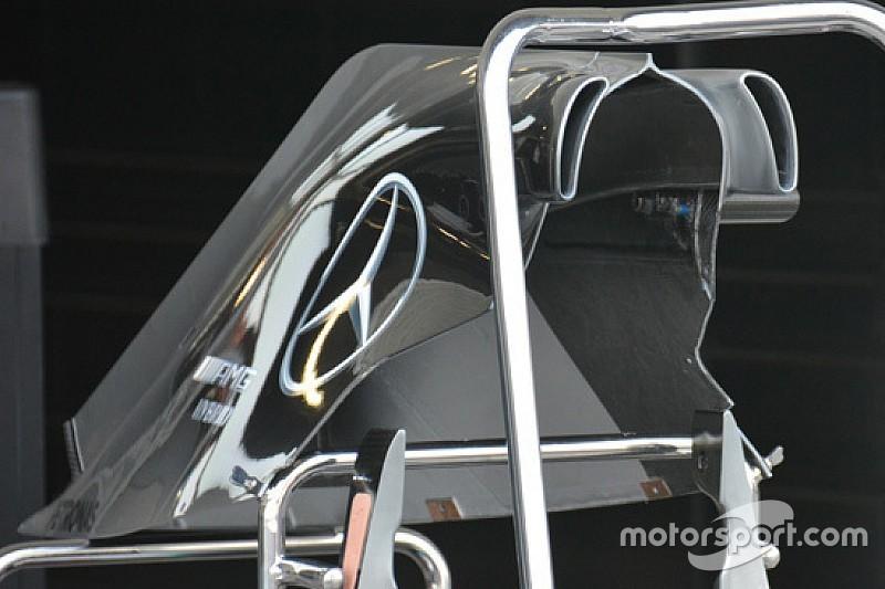 Mercedes: ecco come è fatto il cofano con le orecchie