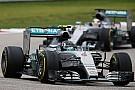 Nico Rosberg geeft de wind de schuld van fout in Austin