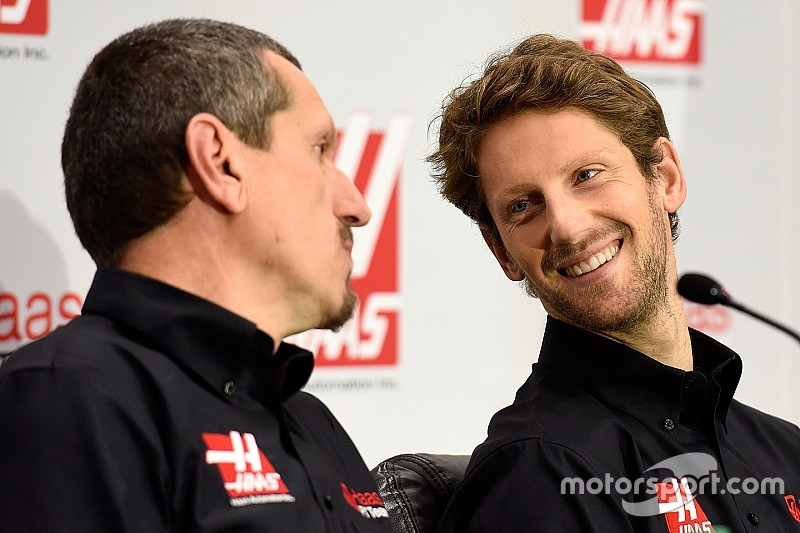"""Grosjean - Rejoindre Haas, """"une offre très sexy"""""""