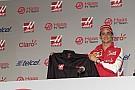 Esteban Gutiérrez señala que será un gran aporte para Haas