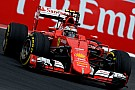 La Ferrari deve sostituire il cambio di Raikkonen