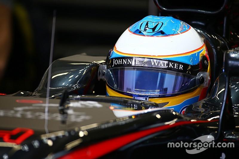 Fernando Alonso espera la lluvia para México