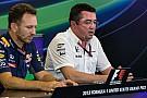 McLaren justifies Red Bull/Honda deal veto: