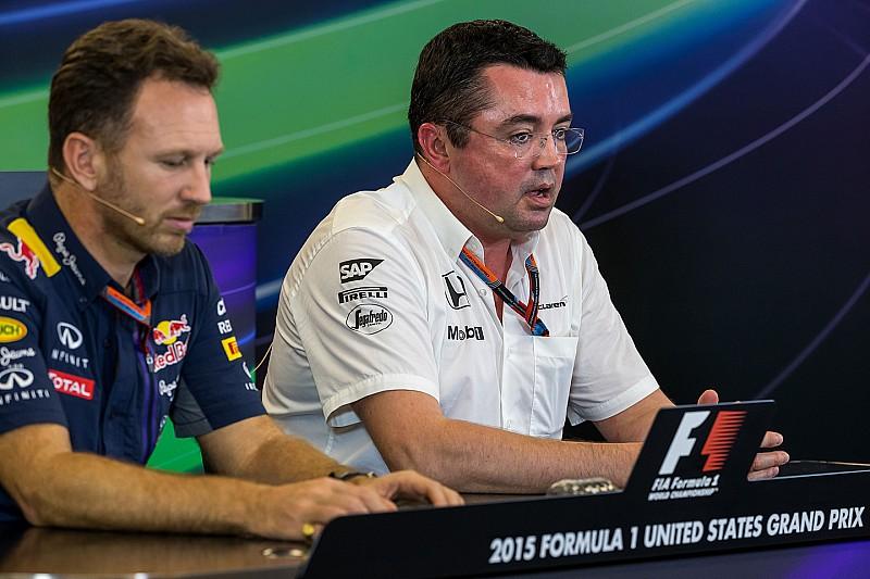 "McLaren justifies Red Bull/Honda deal veto: ""We are not a charity"""