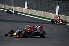 Red Bull - Kvyat a fait