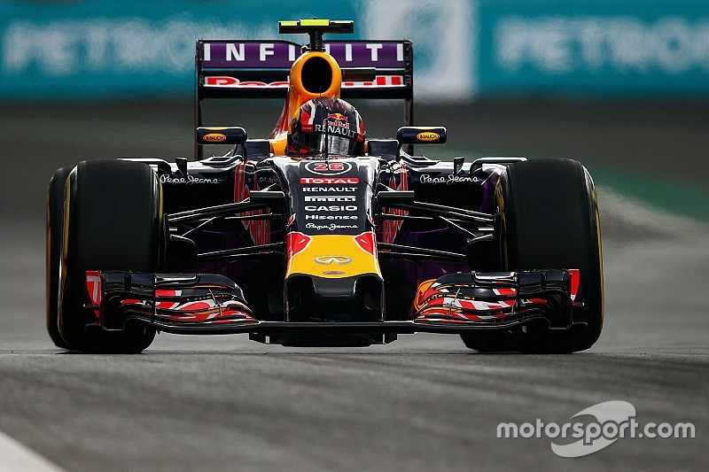 Fourth and fifth and a respectable number of points for Red Bull on the Mexican GP