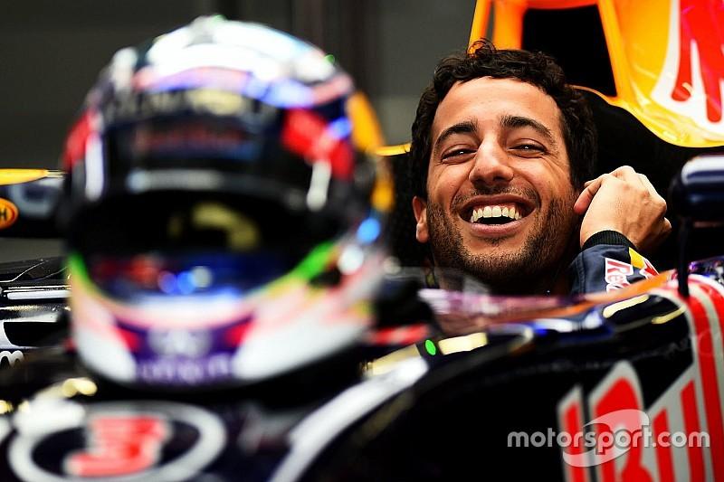 Риккардо: Если у Red Bull не выйдет с Ф1, останусь в Америке