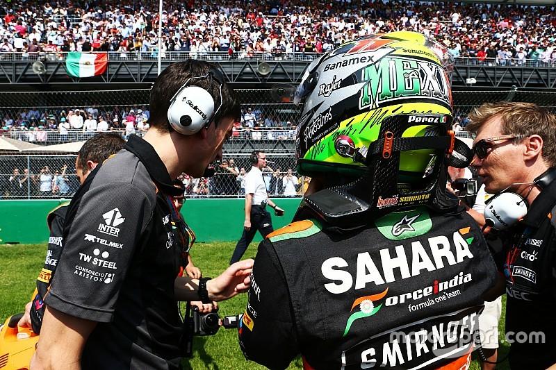 """Destruído"" por Safety Car, Perez revela stint difícil"