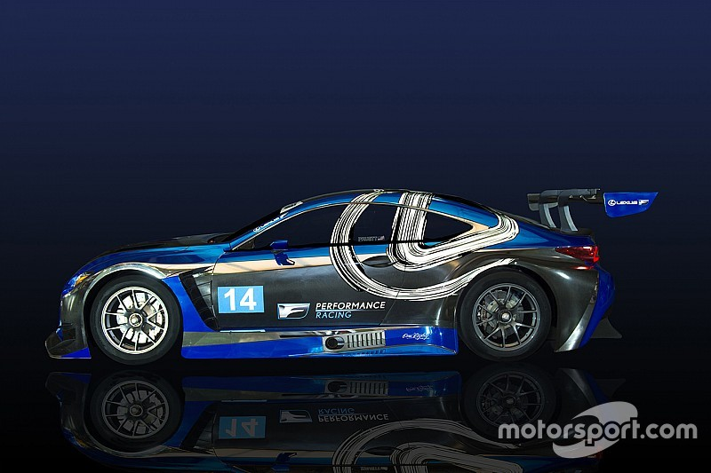 Lexus GT3 program to enter IMSA in 2016 with Gentilozzi and Pruett