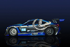 雷克萨斯GT3计划与简特洛奇及普鲁特携手进军2016年IMSA