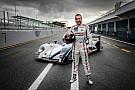 LMP2 - Premier test pour le Champion Olympique Chris Hoy