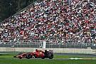 Vettel peine à comprendre le public allemand