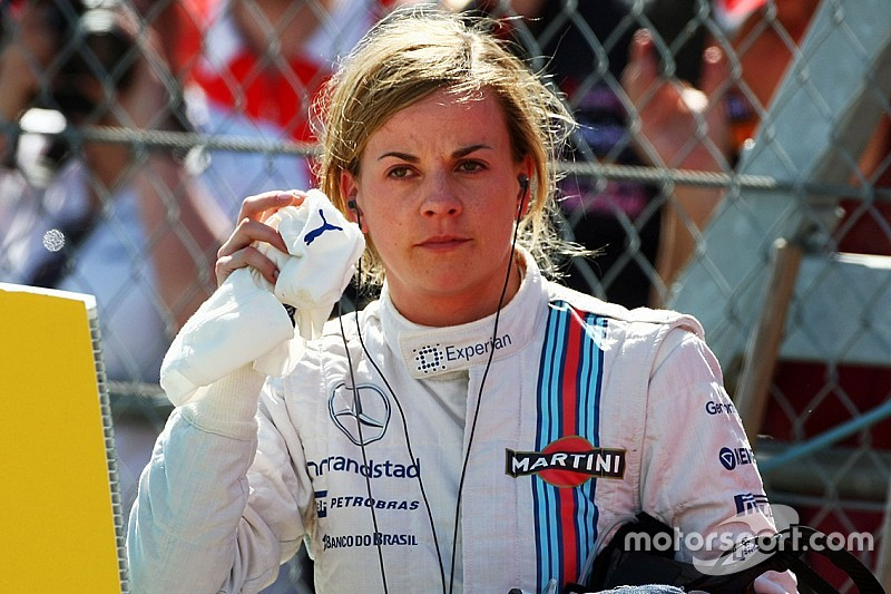 Analysis: Why Wolff's retirement is not the end of female F1 hopes