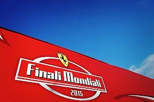 Ferrari Анонс В Муджелло стартовал Мировой финал Ferrari