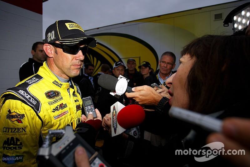 Kenseth perdió la apelación inicial en NASCAR