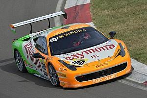 Ferrari Raceverslag Singhania wint in Mugello, Duyver pakt titel Coppa Shell