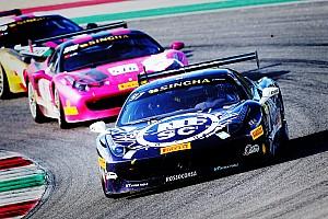 Ferrari Rennbericht Guatam Singhania siegt in Mugello, Jacques Duyver gewinnt Titel