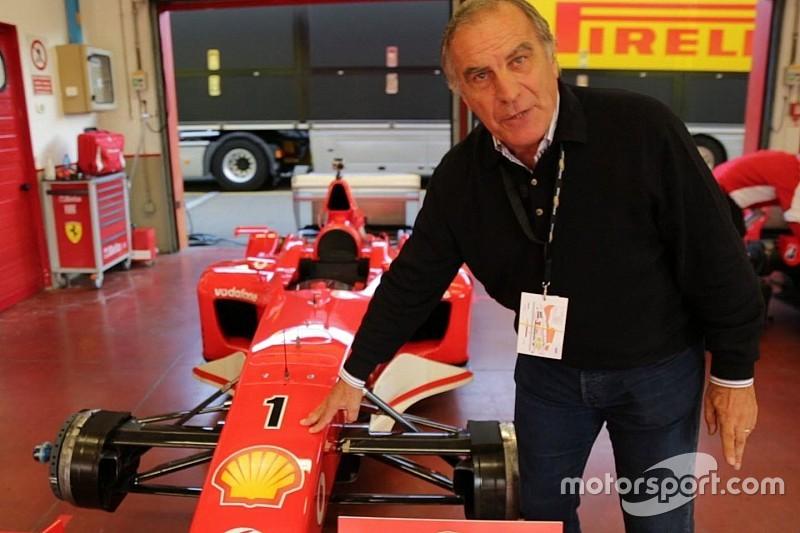 Exclusive video: Giorgio Piola unveils technical secrets of Ferrari F1