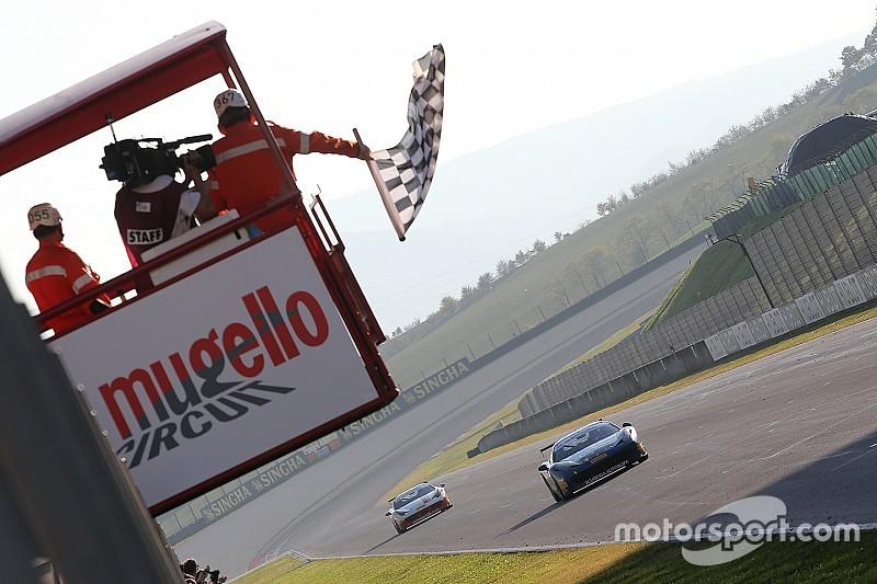 Matteo Santoponte gewinnt Auftaktrennen der Trofeo Pirelli