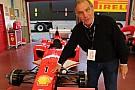 Vidéo - Giorgio Piola analyse l'évolution technique des Ferrari F1