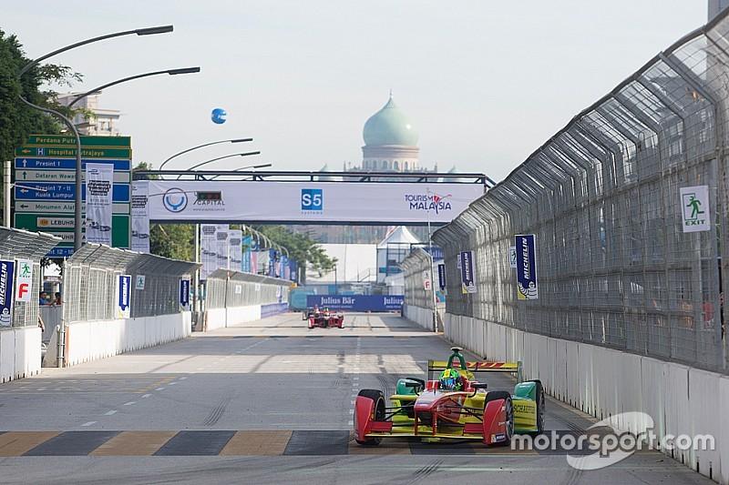 Di Grassi: Malaysia was toughest Formula E race yet