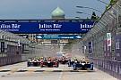 Видео: лучшие моменты гонки Формулы Е в Путраджае