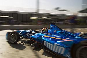 """Formula E Commento Frijns: """"Mi sono sentito come un pilota di rally!"""""""