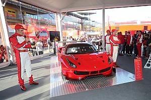 Ferrari Nieuws Ferrari onthult nieuwe 488 GTE, GT3-modellen op Mugello