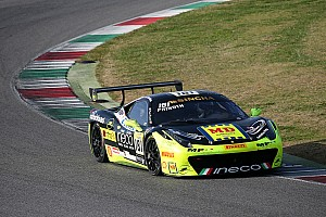Ferrari Raceverslag Prinoth boekt overtuigende zege in Coppa Shell World Final
