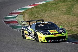Ferrari Отчет о гонке Принот победил в последней гонке Кубка Shell