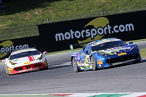 Ferrari Breaking news Santoponte resists charging Grossmann for Trofeo Pirelli World Final win