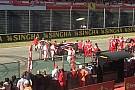 I piloti GT portano in pista le 488 GTE e GT3