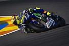 La Yamaha farà prove comparative nei test di Valencia