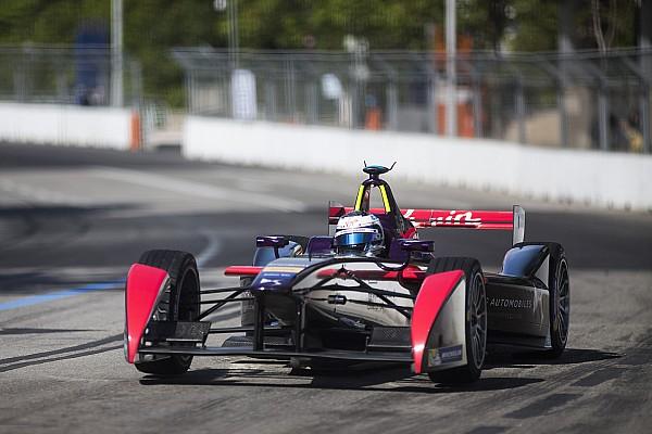 Formule E Bird est revenu de nulle part, Vergne n'est allé nulle part